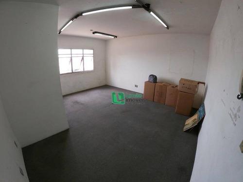 Imagem 1 de 14 de Sala Para Alugar, 30 M² Por R$ 900/mês - Limão - São Paulo/sp - Sa0032