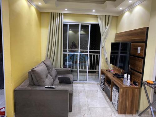 Apartamento Com 2 Dormitórios À Venda, 56 M² Por R$ 320.000 - Parque Viana - Barueri/sp - Ap4531