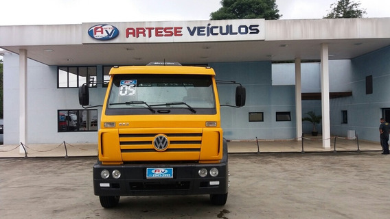 Vw 23.220 Ano 2005 No Chassi Com 8,50 Metros