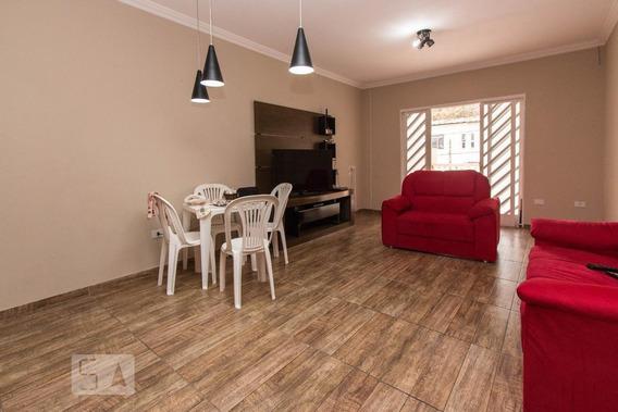 Casa Para Aluguel - Jardim América, 3 Quartos, 85 - 892960800