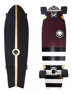 Skate Surfing Longboard Fishtail 33
