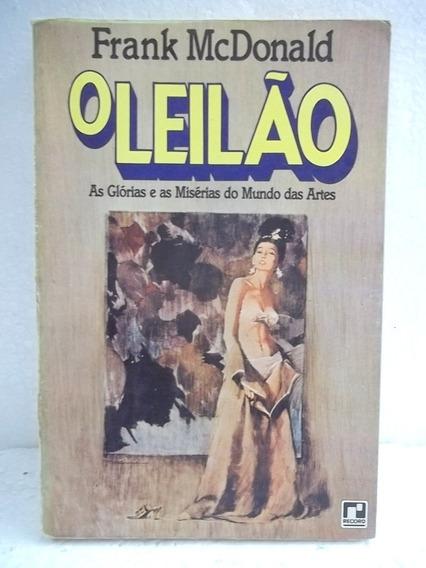 O Leilão - Livro Ótimo Estado