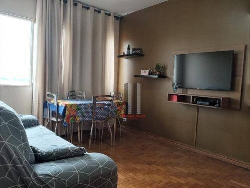 Apartamento À Venda, 57 M² Por R$ 290.000 - Mooca (zona Leste) - São Paulo/sp - Ap3056