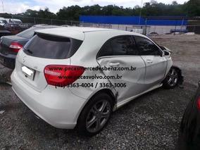 Mercedes A200 Modelo Novo Sucata/peças/motor/retrovisor