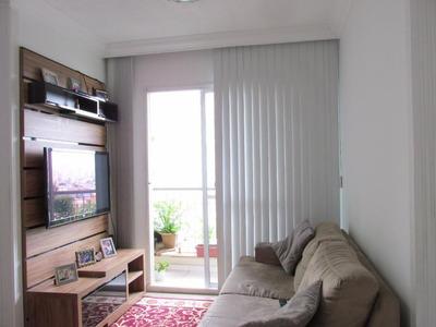 Apartamento Em Ipiranga, São Paulo/sp De 48m² 2 Quartos À Venda Por R$ 360.000,00 - Ap218419