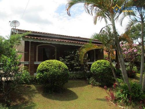 Chácara À Venda, 2451 M² Por R$ 1.000.000 - Ribeirão Dos Porcos - Atibaia/sp - Ch1288