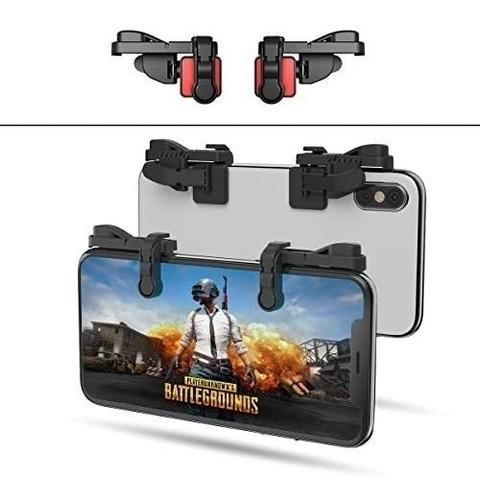 Imagen 1 de 6 de Control Juegos Mobile Ifyoo Z108 Aim Trigger L1r1