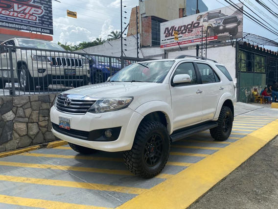 Fortuner 4x4 Año 2013