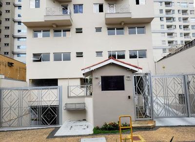 Apartamento Com 1 Dormitório À Venda, 53 M² Por R$ - Centro - Campinas/sp - Ap7333