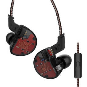 Fone De Ouvido Intra-auricular Kz Zs10 Com Microfone