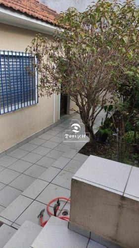 Terreno À Venda, 546 M² Por R$ 928.000,00 - Parque João Ramalho - Santo André/sp - Te1184