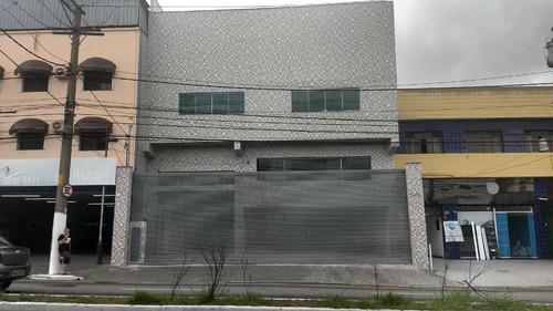 Prédio À Venda, 990 M²- Planalto - São Bernardo Do Campo/sp - Pr19165
