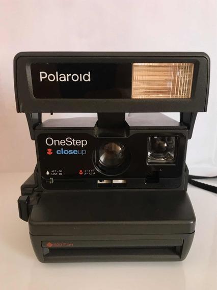 Antiga Maquina Fotográfica Polaroide Marca Onestep