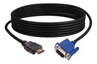 Hdmi A Vga Cable Adaptador Recubierto Pasivo 1,5 Mts Febo