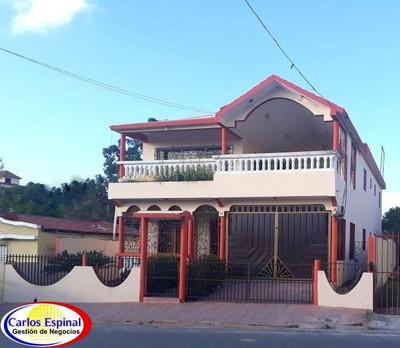 Casa De Alquiler En Higuey, República Dominicana Fck190