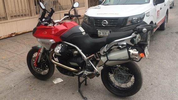 Moto Guzzi Stelvio 1200 2009 Excelentes Condiciones