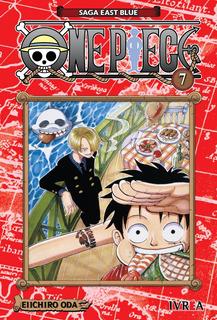 One Piece N7 - Ivrea - Manga - Edicion 2019