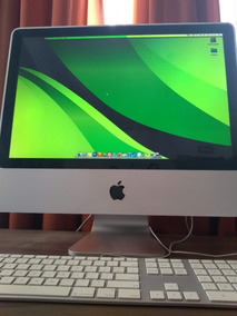 iMac Apple Intel Corel 2 Duo 2.4ghz 2gb Ram Hd 250gb