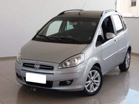 Fiat Idea Essence 1.6 Prata 16v Flex 4p Manual 2014