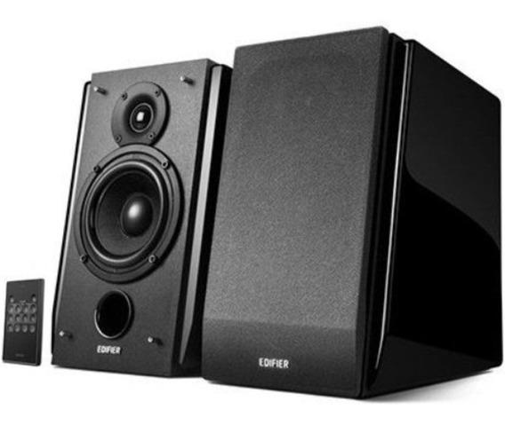 Caixas De Som Monitor De Áudio Ativo Edifier R1850db 70 Watt