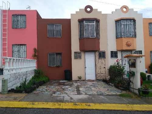 Casa En Condominio En Renta En Claustros De San Miguel, Cuautitlán Izcalli, México