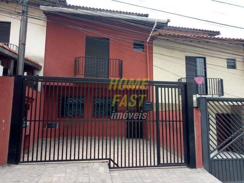 Imagem 1 de 15 de Sobrado Com 3 Dormitórios À Venda, 75 M² Por R$ 380.000,00 - Jardim Ema - Guarulhos/sp - So0611