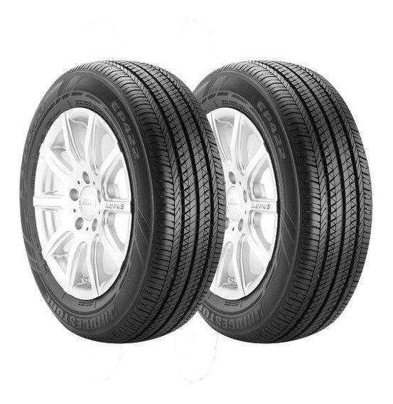 Paquete 2 Llantas 205/60 R16 Bridgestone Ecopia Ep422 Plus 92h Eo Msi