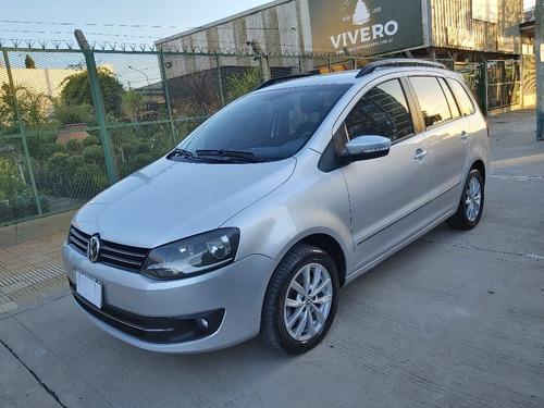 Volkswagen Suran 1.6 Imotion Highline 2014