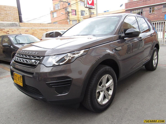 Land Rover Discovery Sport 20l