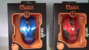 Mouse Gamer Wireless 2.4ghz Plugx - E1700.