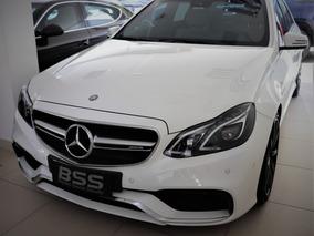 Mercedes-benz Classe E 5.5 Amg 4matic 4p Blindada Bss