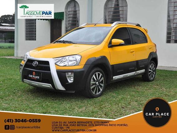 Toyota Etios Hb Cross 2014