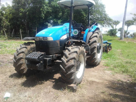 Tractor New Holland 2013 . Td95d