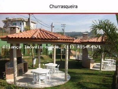 Terreno Em Condomínio A Venda Em Santana De Parnaíba, New Ville - 2328
