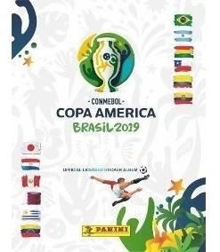 Álbum Capa Dura Completo Copa América 2019 - 400 Figs.