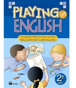 Playing In English - 2º Ano
