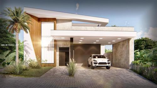 Imagem 1 de 6 de Casa Em Condomínio Para Venda Em Sorocaba, Condomínio Ibiti Reserva, 3 Dormitórios, 2 Suítes, 3 Banheiros, 2 Vagas - Cac632_1-1858031