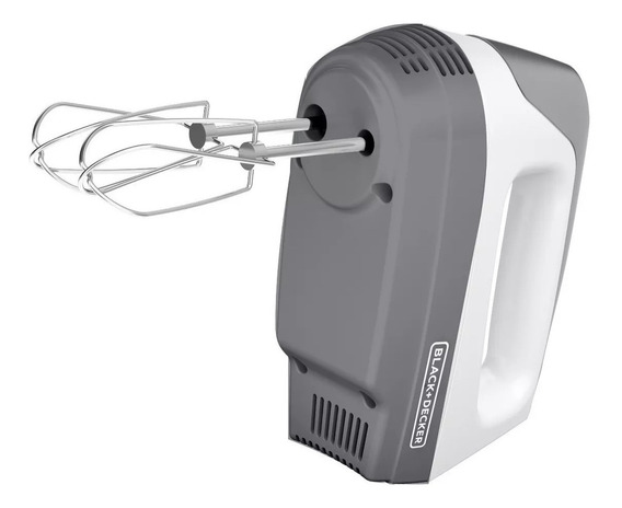 Batidora Manual Black & Decker 5vel Blanca