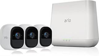 Arlo Pro De Netgear Security System Con Siren - 3 Camaras Hd