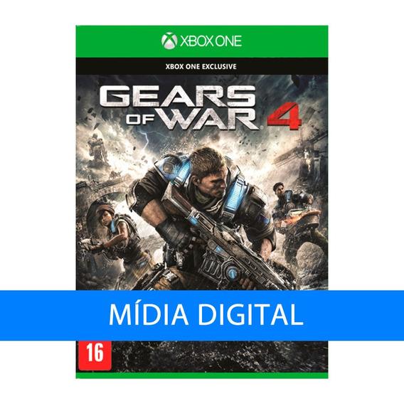 Gears Of Wars 4 - Xbox One - Digital Online
