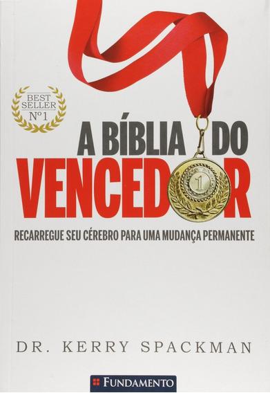 Livro A Biblia Do Vencedor