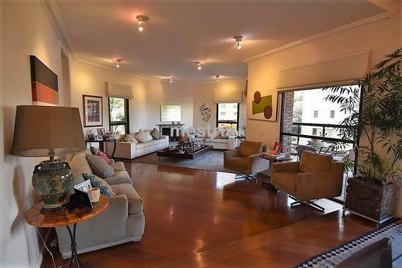 Amplo Apartamento Com Ótima Planta, Varandas E Iluminado! - Di35877