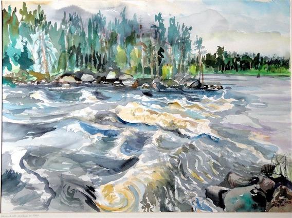 Pinturas Del Conocido Artista Alemán Archibald Bajorat