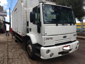 Ford Cargo 1317 06/06 Toco Baú 6m - R$ 60.000