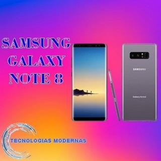 Note 8 4g Galaxy Samsung Memoria Intena 128gb