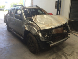 Sucata Frontier Attack 2013/2014 Diesel Bassani Auto Peças