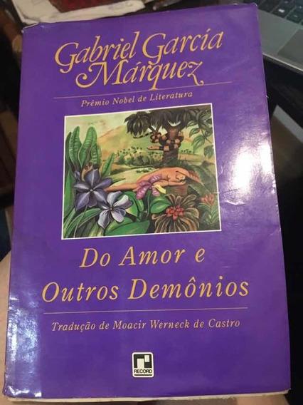 Livro Do Amor E Outros Demônios / Gabriel Garcia Márquez