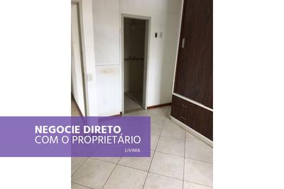 Apartamento 2 Quartos, Reformado, À Venda Em Campo Grande - Rj - Liv-1623