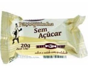 Paçoquinha Amendoin Sem Zero Açúcar Glúten Lactose - Airon