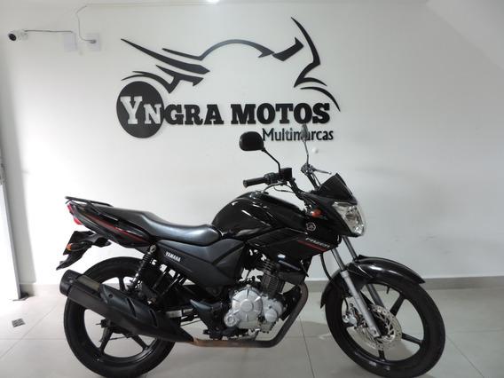 Yamaha Ys 150 Fazer Ed 2014